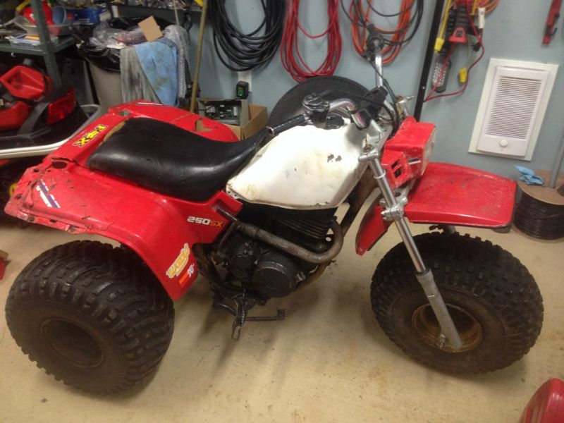 Mikes250sx. In February 2016 A Continuing Se Of Our Local Classifieds Listing Finally Found Me Reasonably Priced This Case Cheap '85 250sx. Honda. 1986 Honda 250sx Rear Diagram At Scoala.co